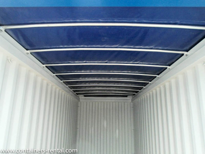 Lodní kontejner vel. 20′ Open Top