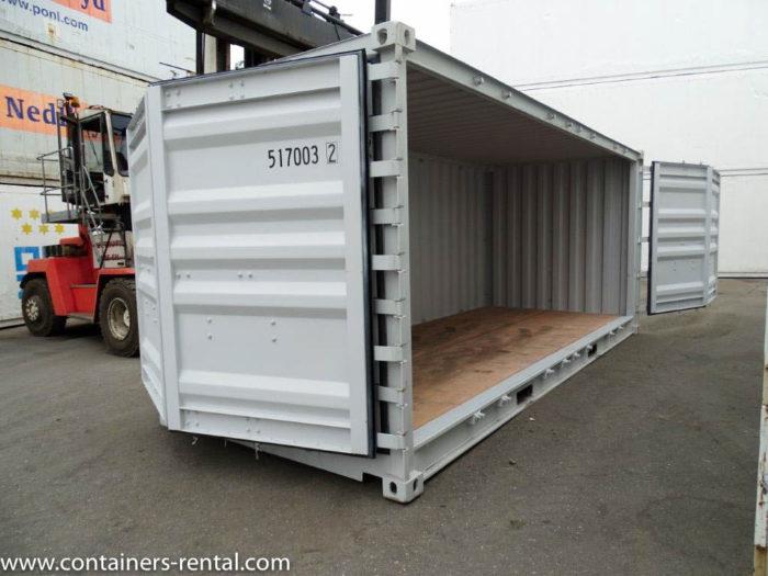 Lodní kontejner vel. 20′ Side Door