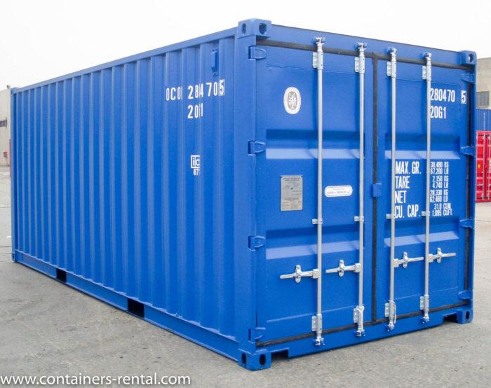 Lodní kontejner vel. 20′ Low Cube