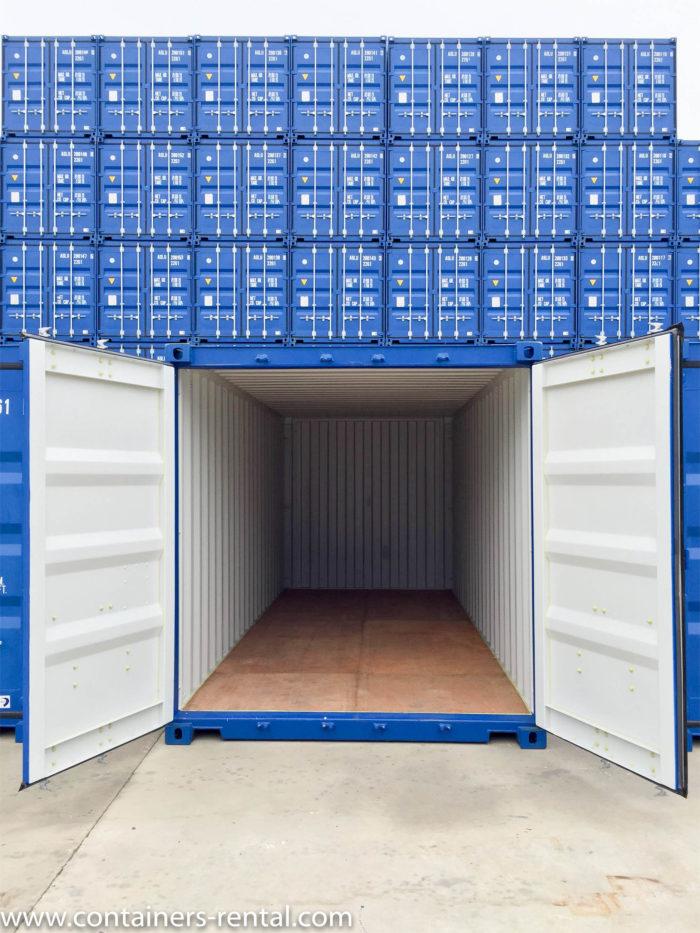 Lodní kontejner vel. 20′