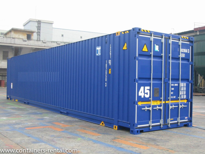 Lodní kontejner vel. 45'HCPW
