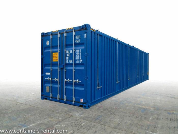Lodní kontejner vel. 40'HC Hardtop