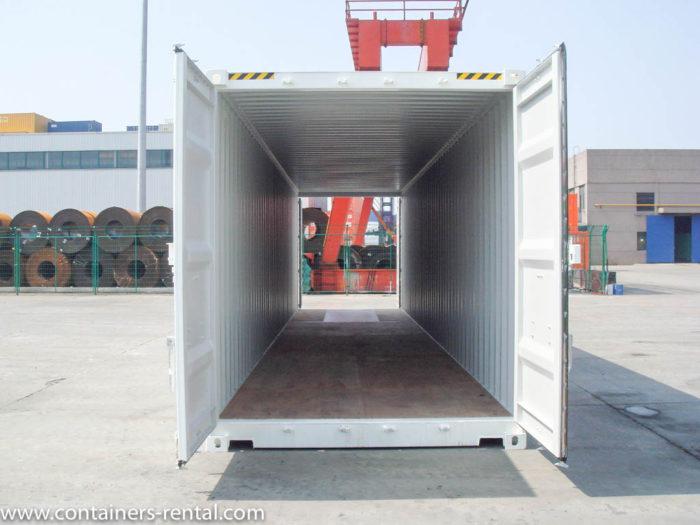 Lodní kontejner vel. 40'HC Double Door