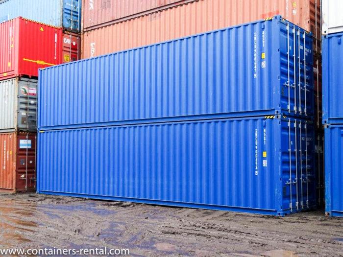 Lodní kontejner vel. 40'HC