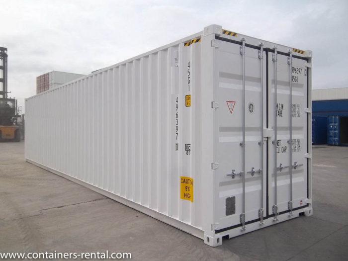 Lodní kontejner vel. 40′