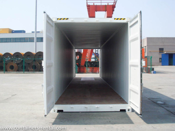 Lodní kontejner vel. 20'HC Double Door